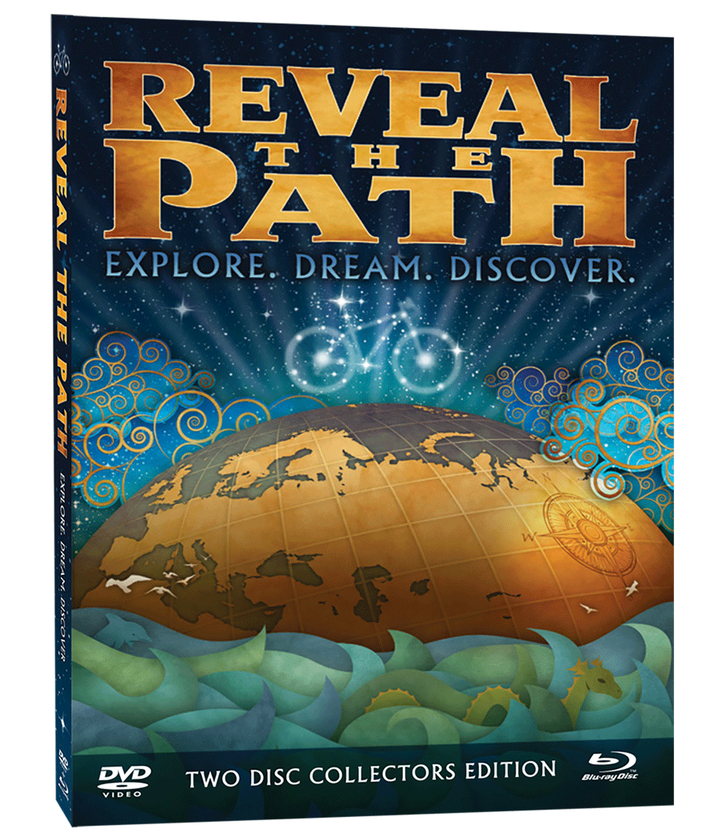 Reveal the Path DVD Blu-ray