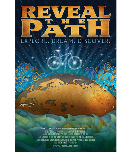 Reveal the Path Official Movie Poster