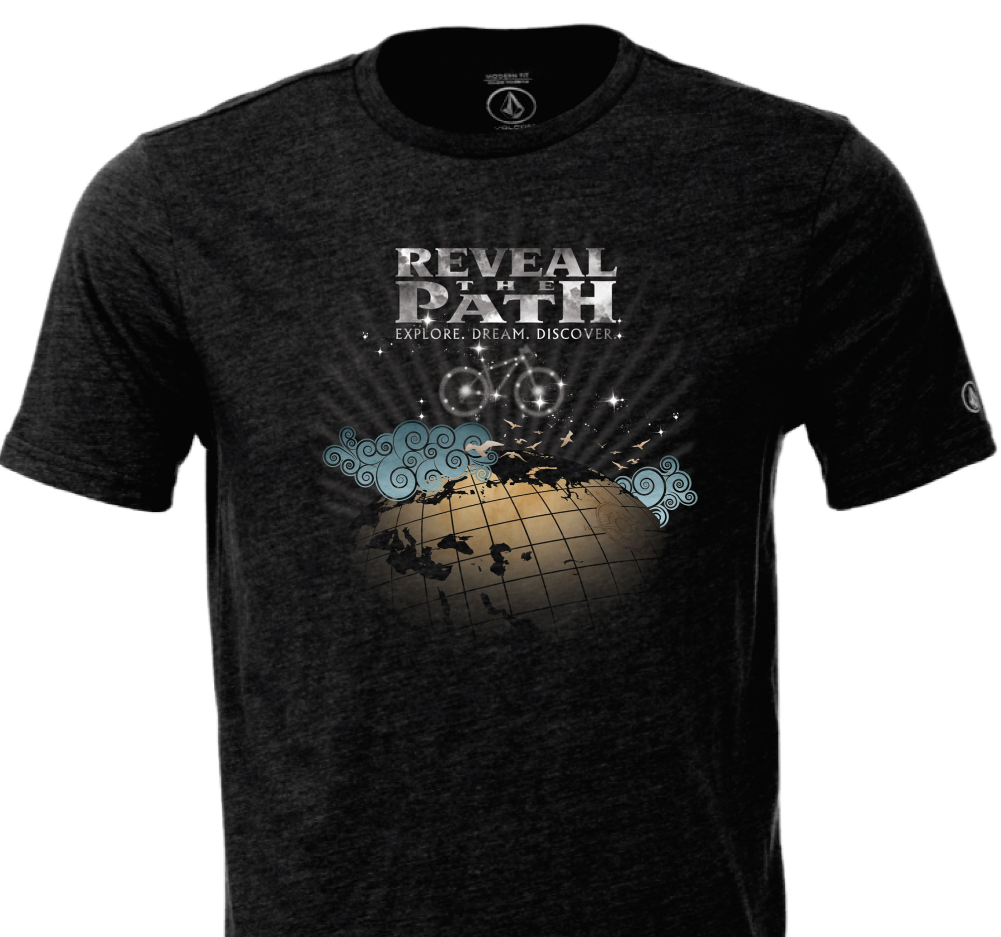 A Reveal the Path - 'Explore Dream Discover'