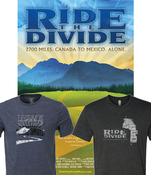 Tour Divide Race Fan Bundle - Preorder