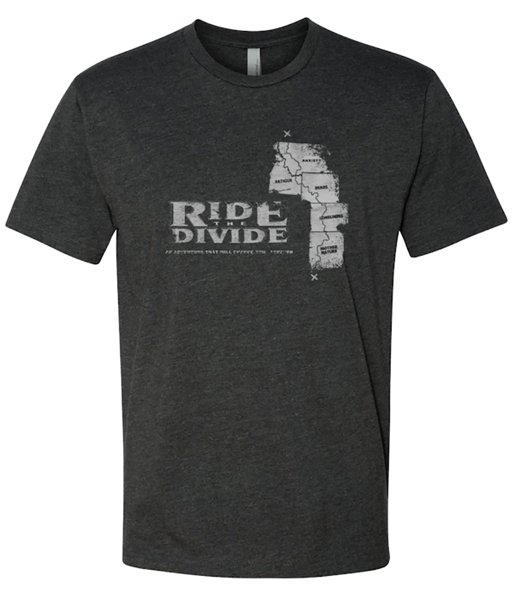 Ride the Divide T-shirt