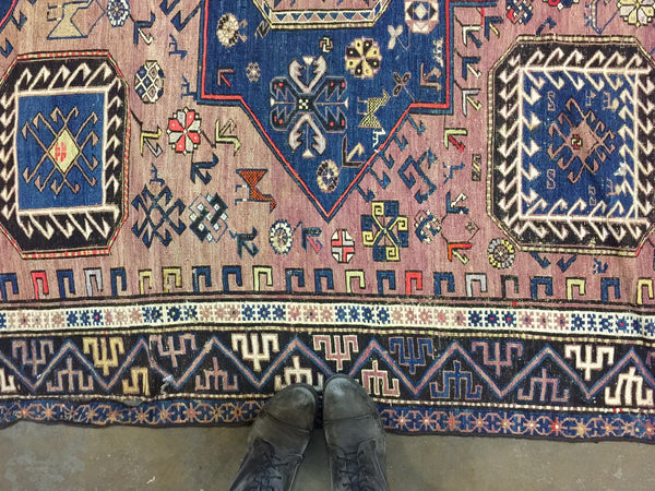 How to Select a True Vintage Rug