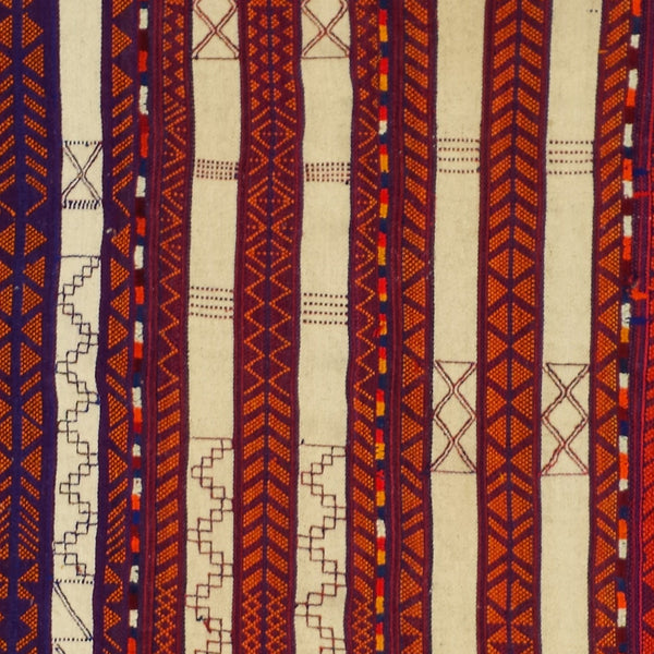 Fringed Tribal Textile