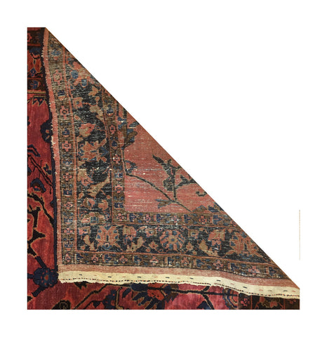 Antique Lillihan Rug
