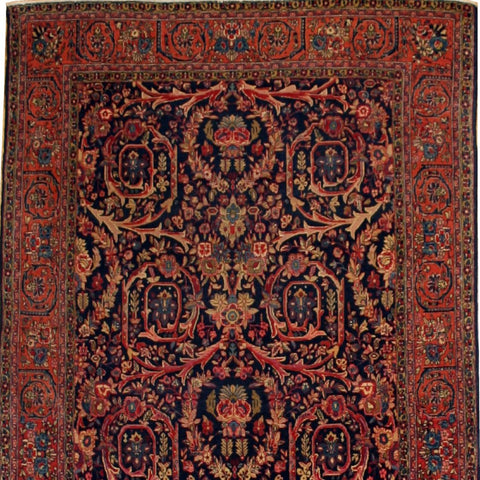 Finely-Woven Vintage Keshan