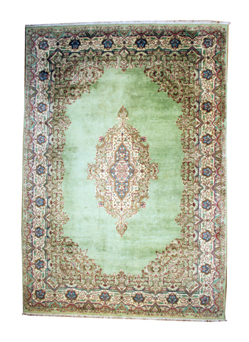 Mint Green Kerman