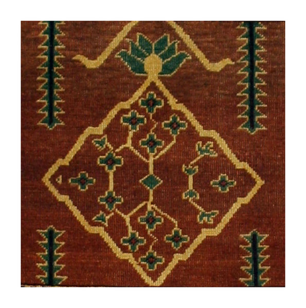 Small Oushak Village Rug
