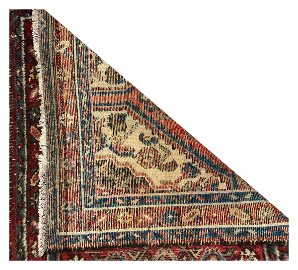 Beautifully Worn, Antique Persian Runner