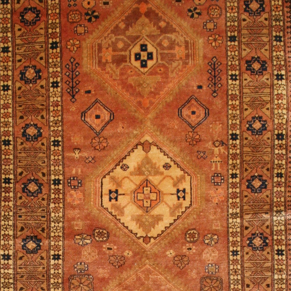 Semi-Antique Persian Meshkin