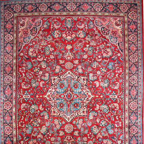 Large Vintage Persian Mahal