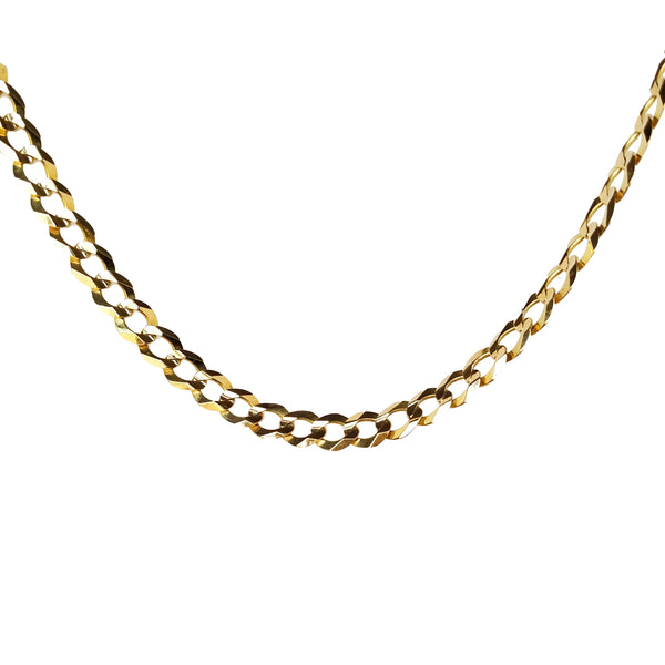 Cuban Link Choker - The Ear Stylist by Jo Nayor