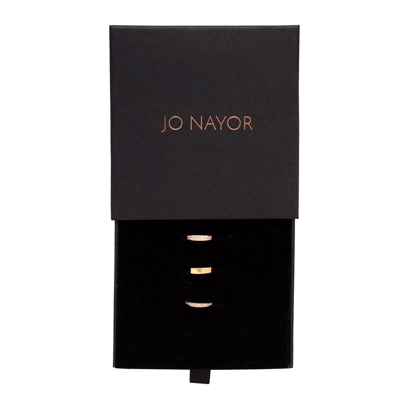 The EarStylist Cuff Box - Designer Earrings - The EarStylist by Jo Nayor