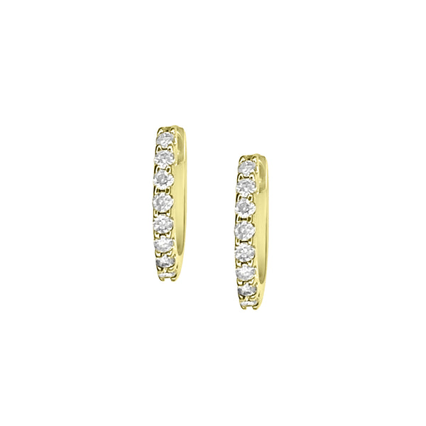Maxi Hoop Earrings - Designer Earrings - The EarStylist by Jo Nayor