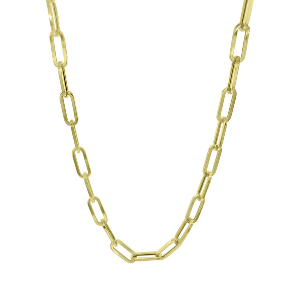 14K Gold Ultra Supreme Link Chain - Designer Necklaces - Jo Nayor