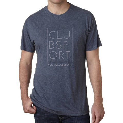 #loveclubsport Men's Tee