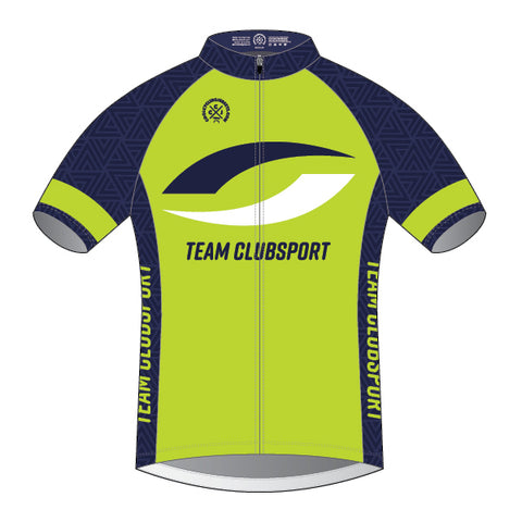 TEAM ClubSport HekaCool Club-Cut Cycle Jersey (Men's)