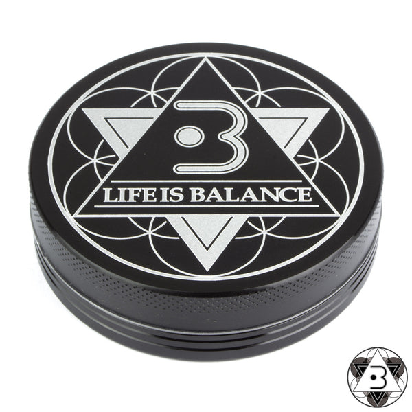 Balance 63mm 2-Part Metal Grinder