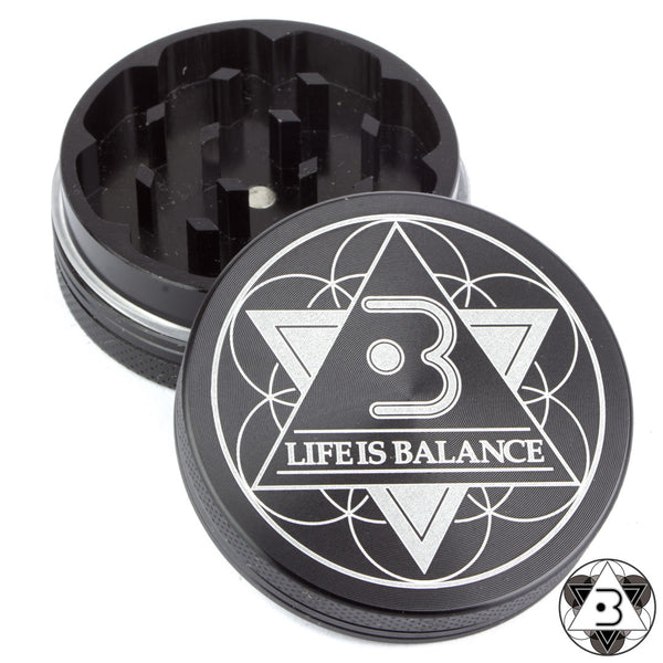 Balance 50mm 2-Part Metal Grinder