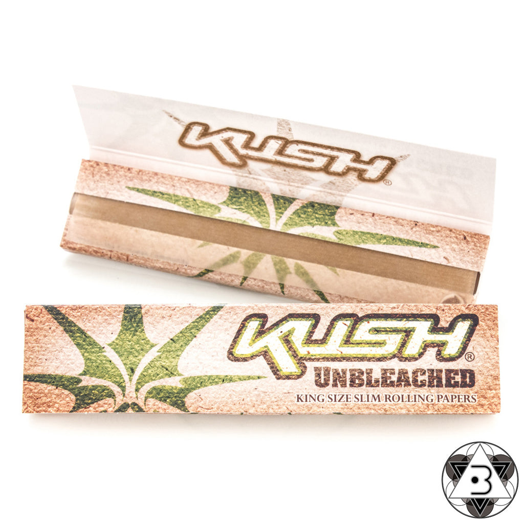 Kush Unbleached KS Slim