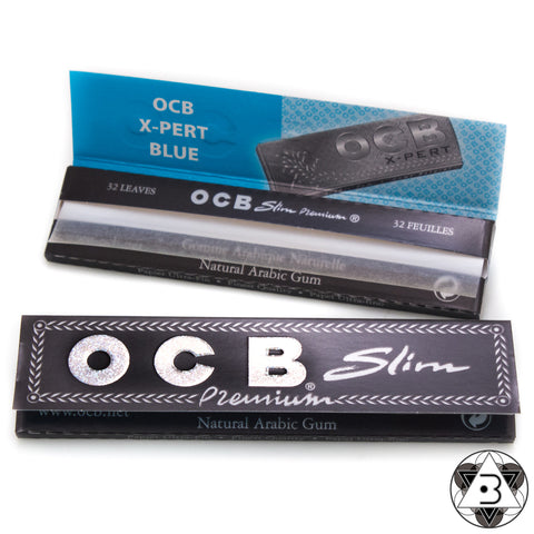 OCB Black KS Slim