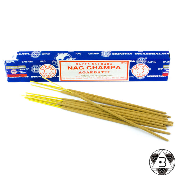 Nag Champa Boxed Incense Sticks