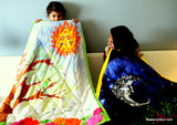 Children's Quilt - Chanda Suraj (Reversible)