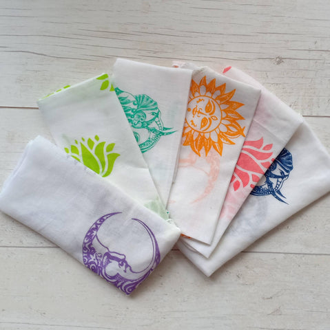 Muslin Squares / Burp Cloth / Wipe
