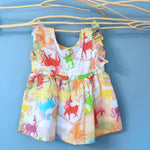 Muslin Dress - Unicorn Dreams