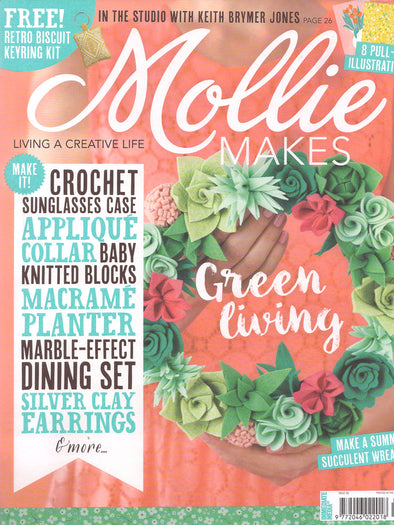 Mollie Makes July Issue