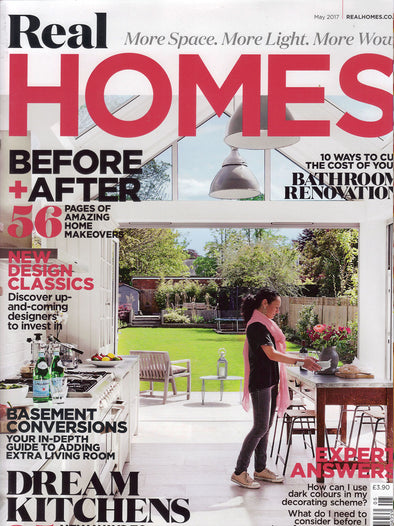 Real Homes  – Designers To Invest