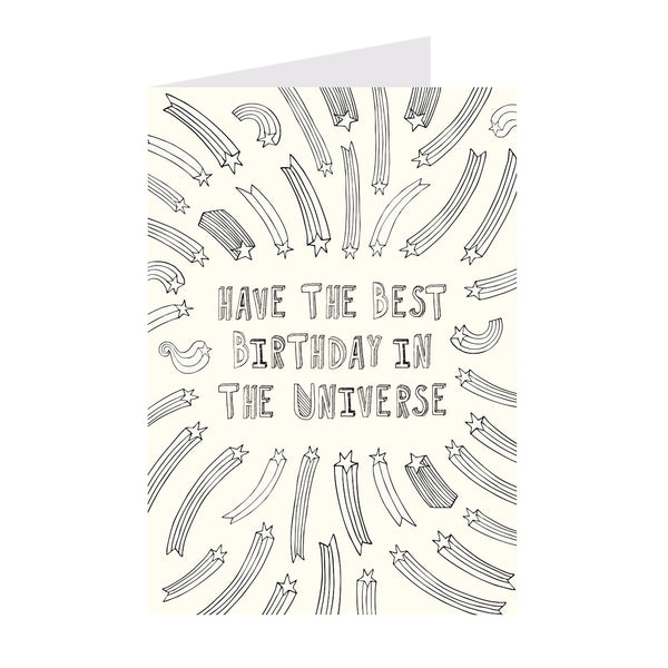 Have The Best Birthday In The Universe