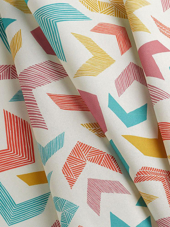 Chevrons Fabric Sample