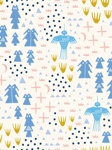 Chimu Dreams Fabric