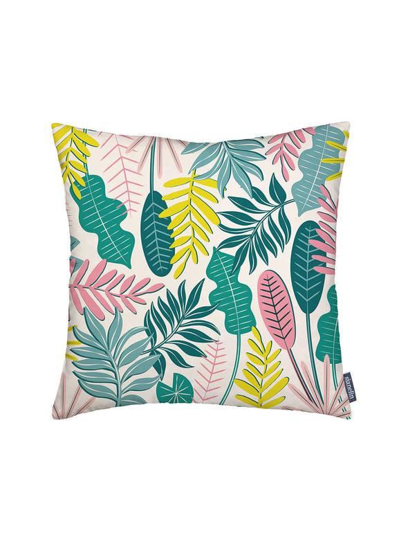 Tropical Folk Cushion