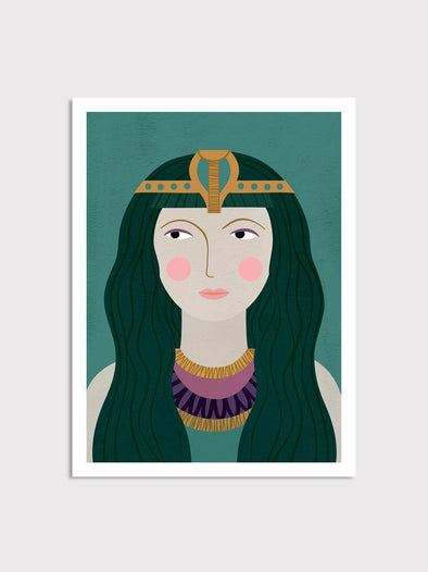 Egyptian Princess Print