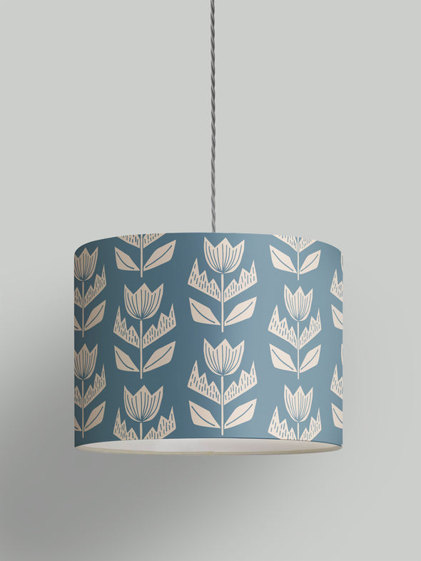 Elin Lampshade – Denim