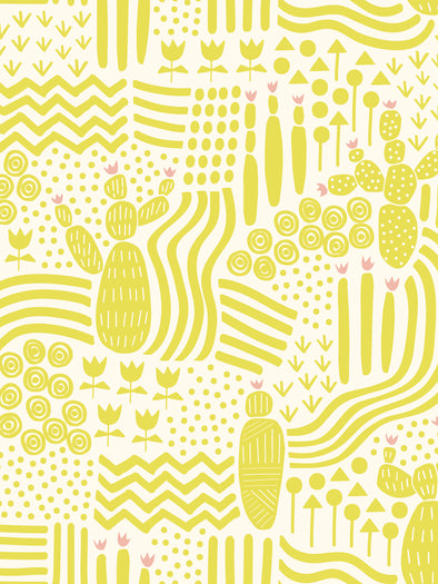 Inca Trail Fabric – Pollen