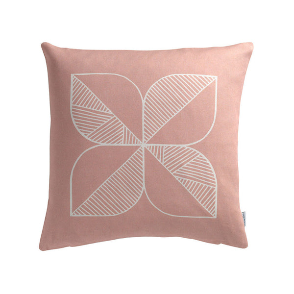 Large Rosette Cushion Cover