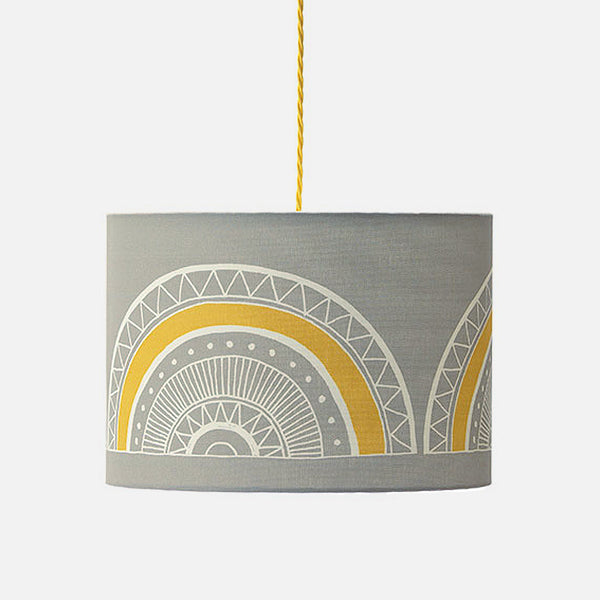 Large Horseshoe Arch Lampshade