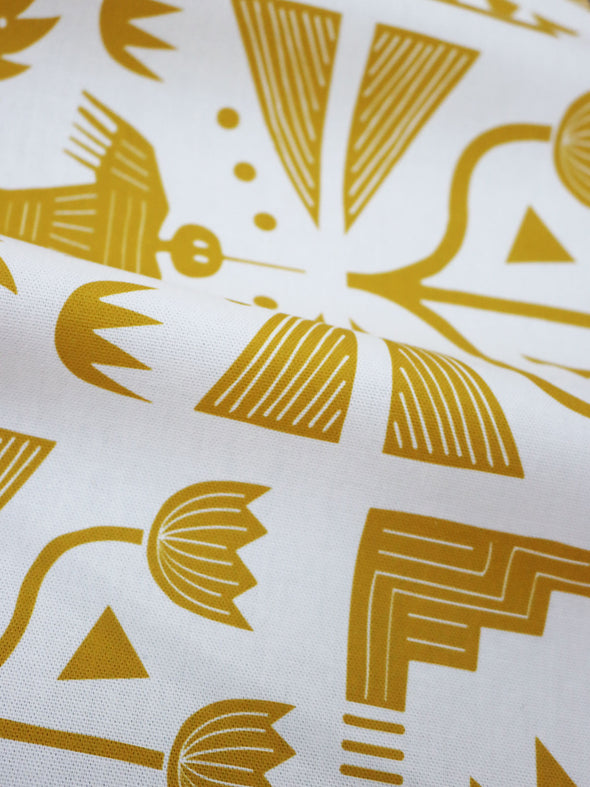Nazca Fabric – Gold
