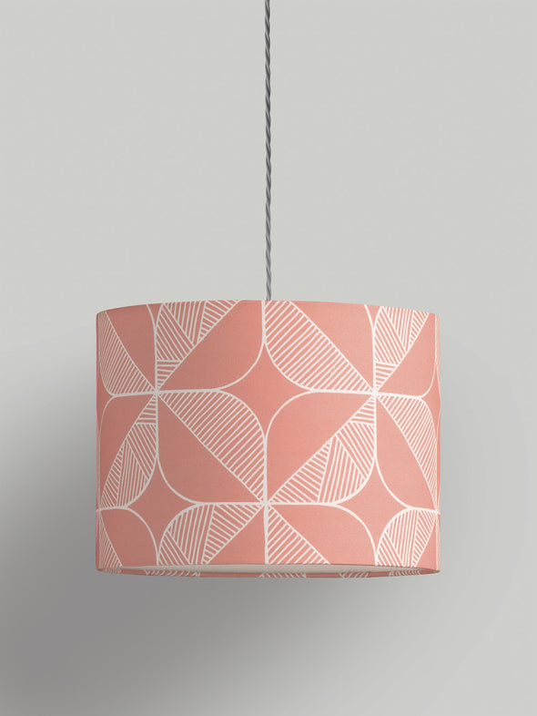 Rosette Lampshade Sale – Blush
