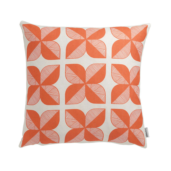 Rosette Tile Cushion Cover