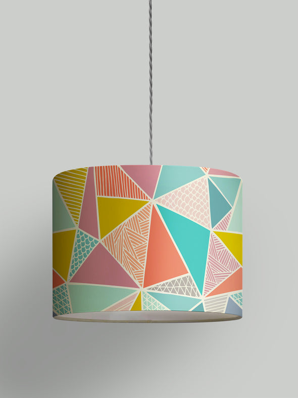 Tress Lampshade – Multi