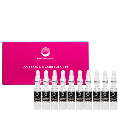 Ampoules Elastine Collagène / Collagen & Elastin Ampoules