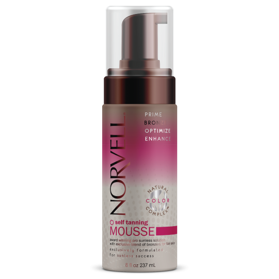 Mousse Bronzante / Self Tanning Mousse