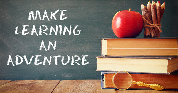 Make Learning an Adventure