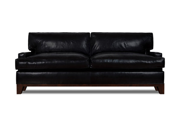 Madison Loveseat Leather