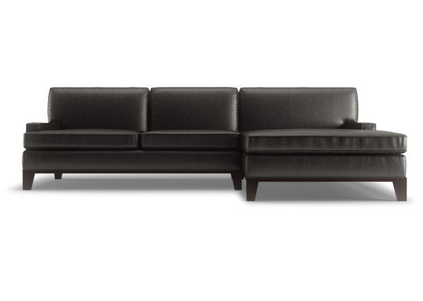 Madison Sectional Left Leather