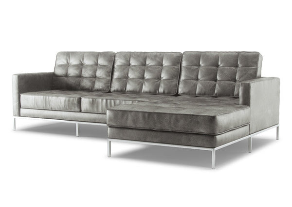Sullivan Sectional Left Leather