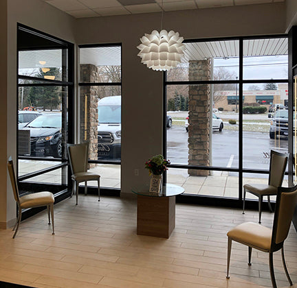 charles scott salons and spas west avon waiting